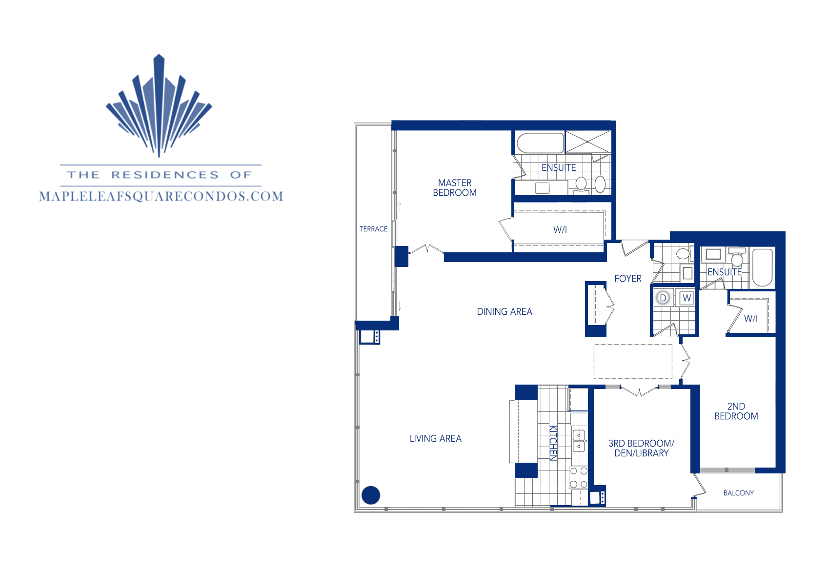 Maple Leaf Square Condos For Sale / Rent